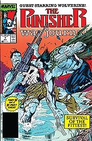 Punisher War Journal (1988-1995) #7