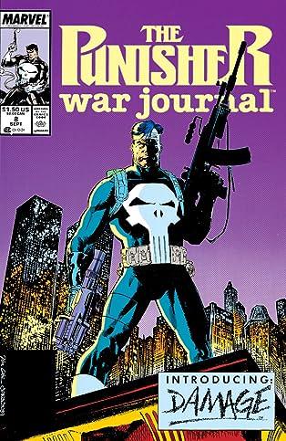 Punisher War Journal (1988-1995) #8
