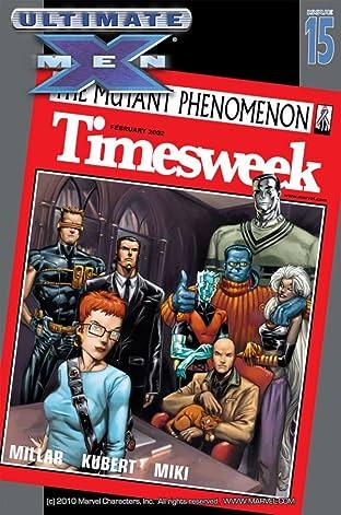 Ultimate X-Men No.15