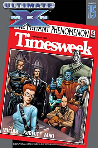 Ultimate X-Men #15