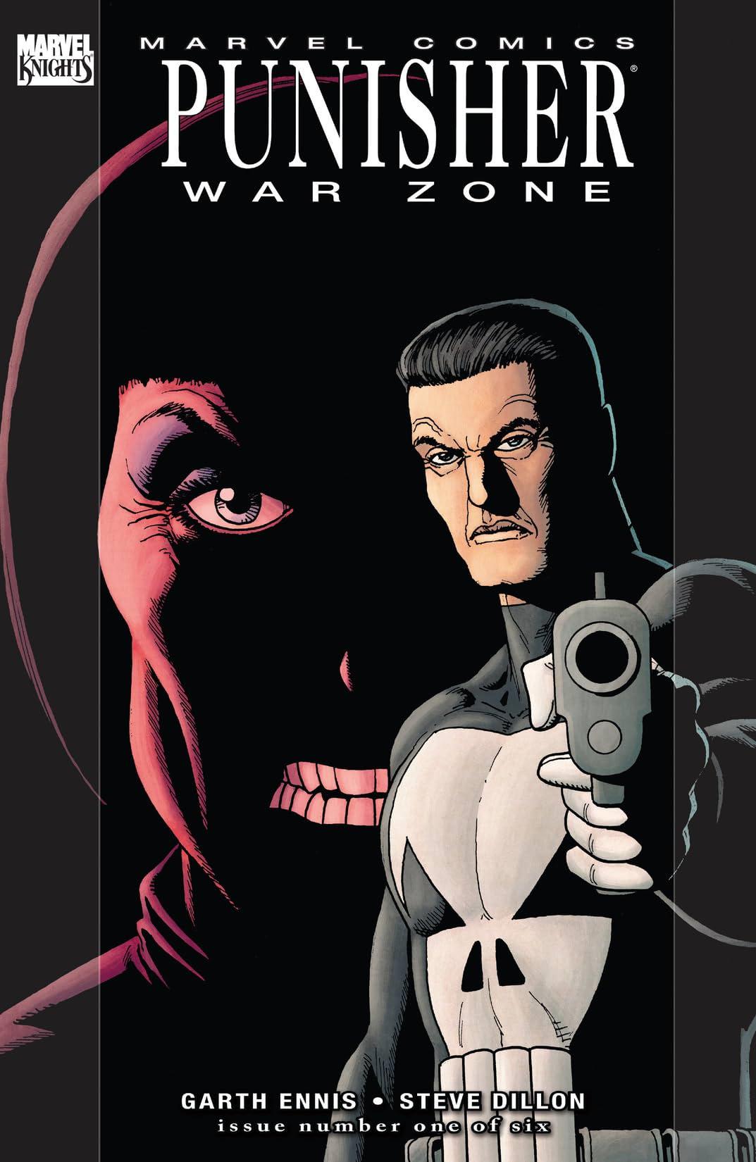 Punisher War Zone (2008-2009) #1 (of 6)