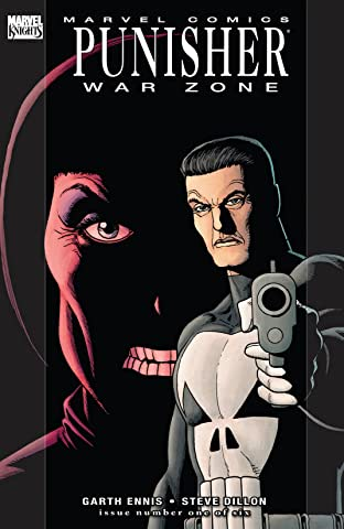 Punisher War Zone (2008-2009) #1 (of 6)