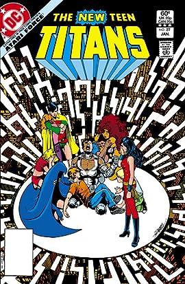 New Teen Titans (1980-1988) #27