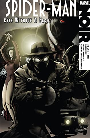 Spider-Man Noir: Eyes Without A Face (2009-2010) #2 (of 4)