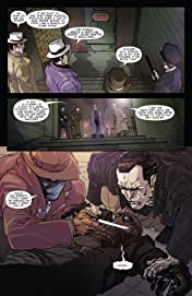 Spider-Man Noir: Eyes Without A Face (2009-2010) #3 (of 4)