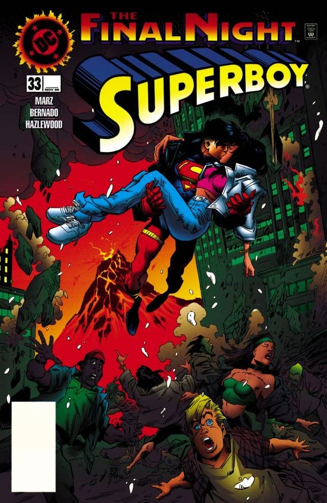 Superboy (1994-2002) #33