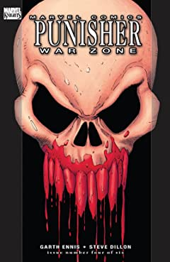 Punisher War Zone (2008-2009) #4 (of 6)