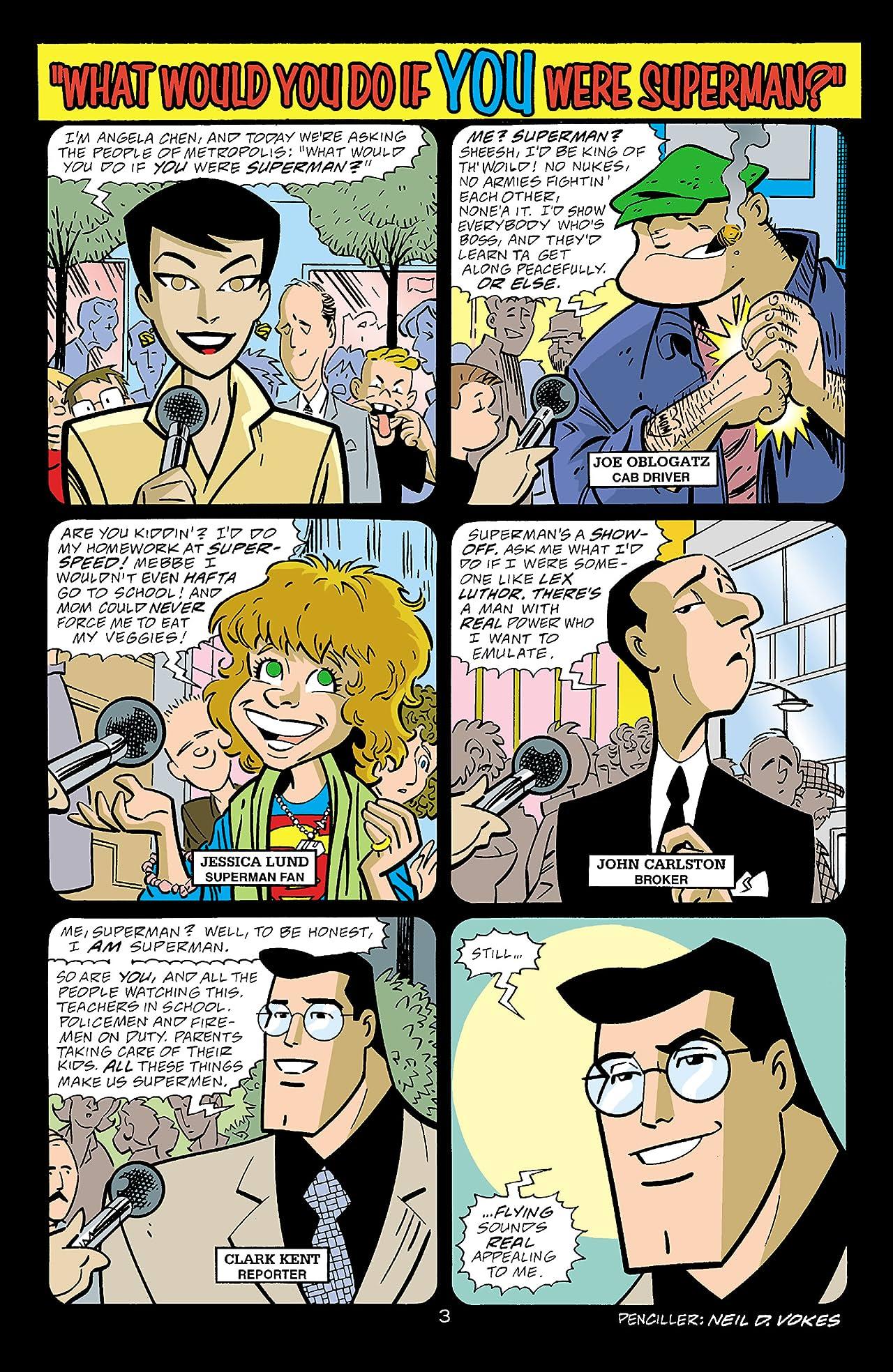 Superman Adventures (1996-2002) #41