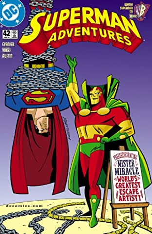 Superman Adventures (1996-2002) #42