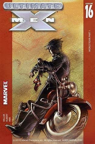 Ultimate X-Men #16