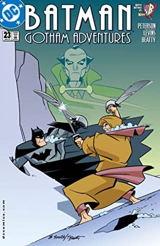Batman: Gotham Adventures #23