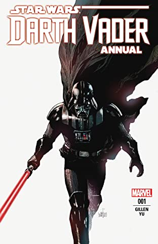 Darth Vader (2015-2016) Annual No.1