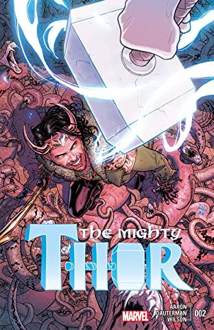 The Mighty Thor (2015-2018) No.2