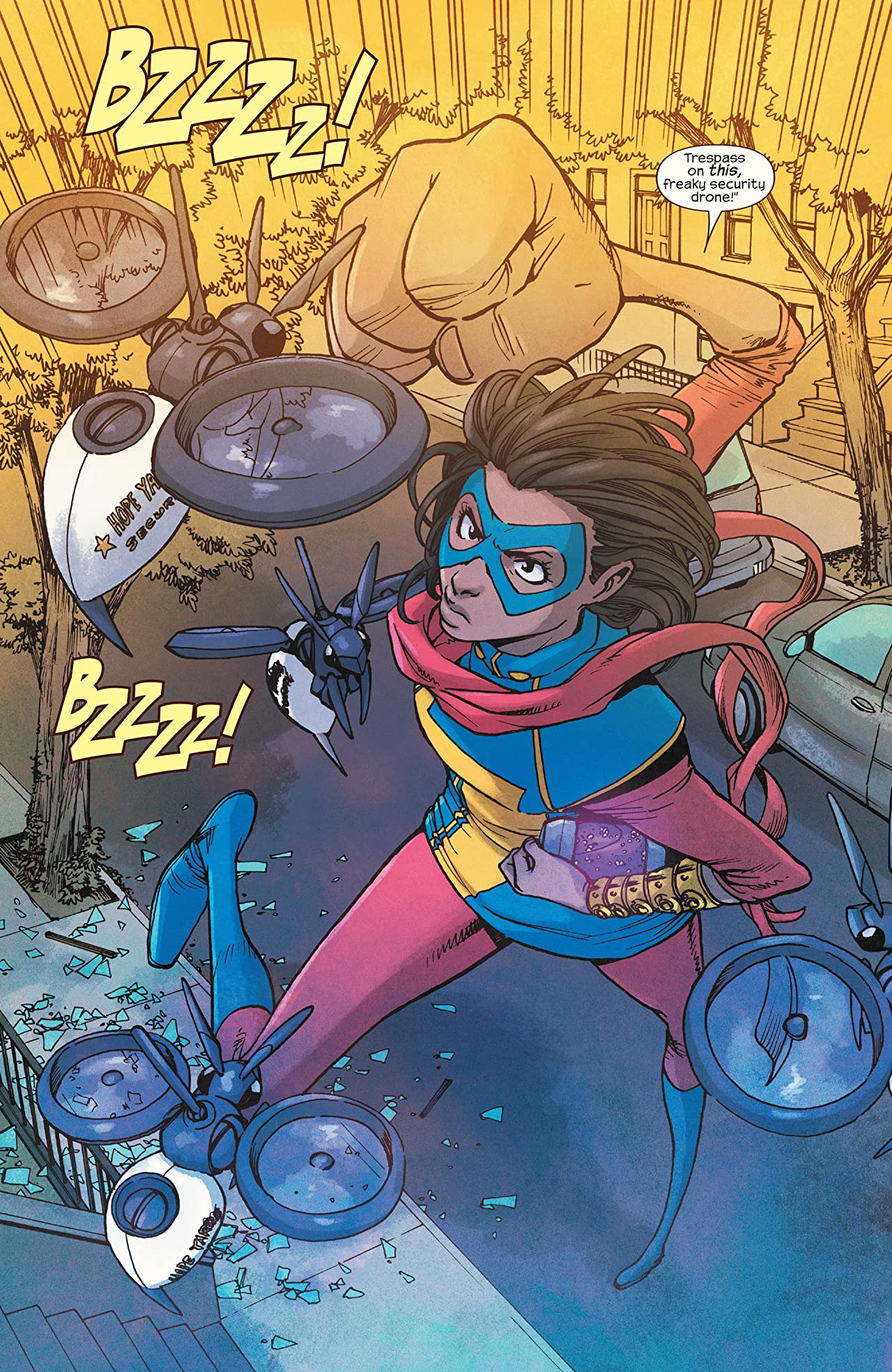 Ms. Marvel (2015-) #2