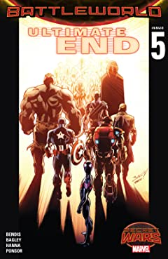 Ultimate End (2015) #5 (of 5)
