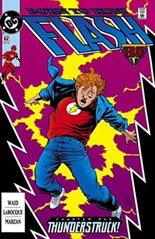 The Flash (1987-2009) #62