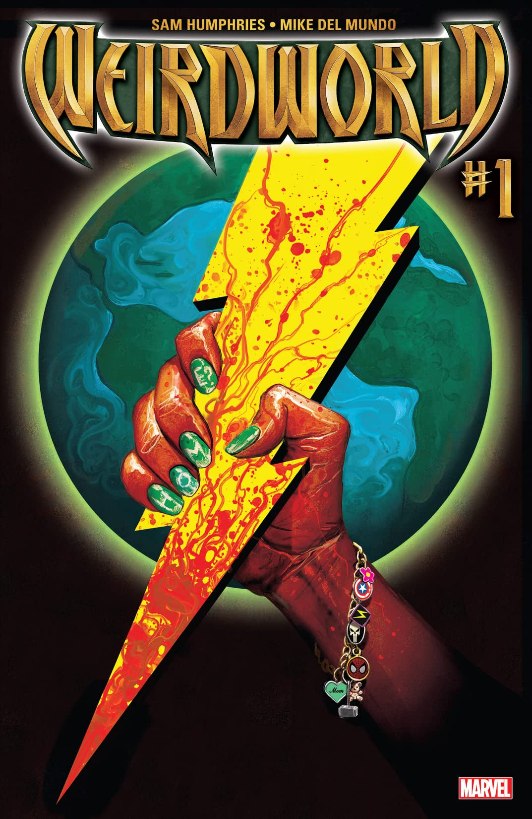 Weirdworld (2015-2016) #1