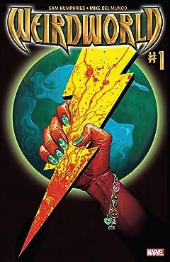 Weirdworld (2015-2016) #1