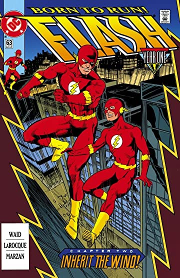 The Flash (1987-2009) #63