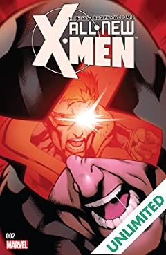 All-New X-Men (2015-2017) #2