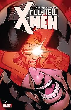 All-New X-Men (2015-2017) No.2