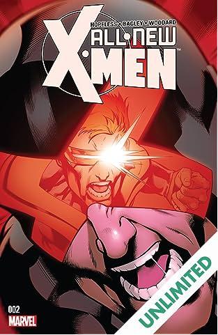All-New X-Men (2015-2017) #2
