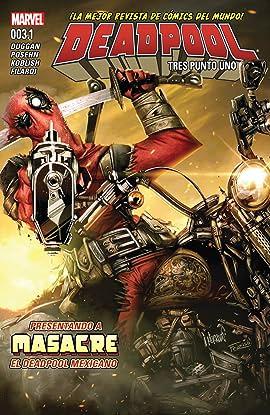 Deadpool (2015-2017) #3.1: Tres Punto Uno
