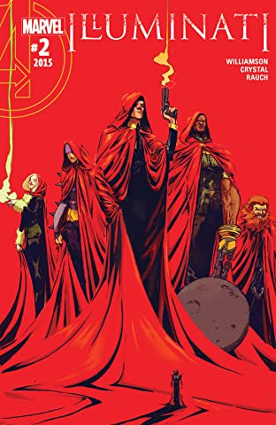 Illuminati (2015-) #2