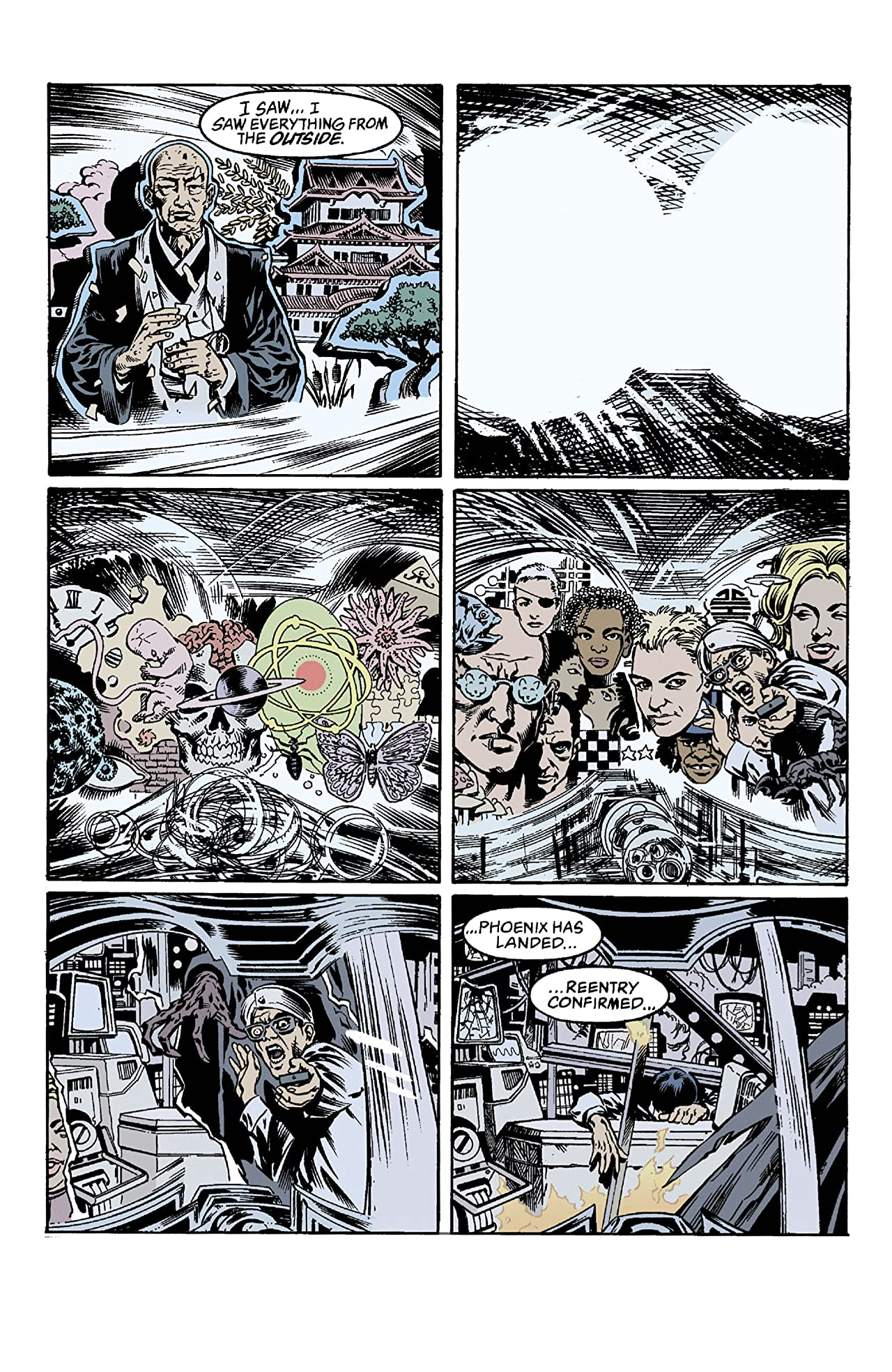 The Invisibles Vol. 2 #21