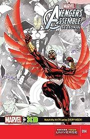 Marvel Universe Avengers Assemble Season Two (2014-2016) #14