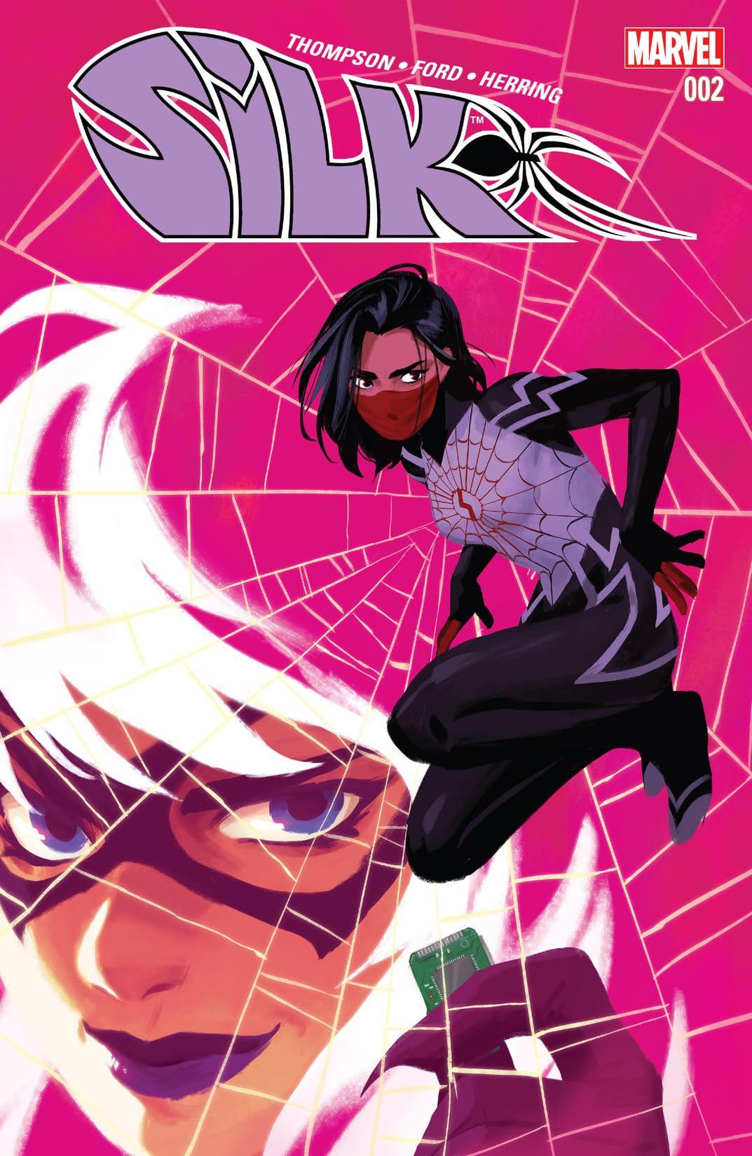 Silk (2015-2017) #2 - Comics by comiXology