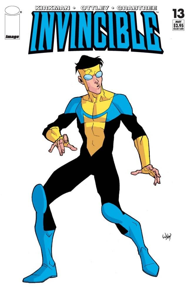 Invincible No.13