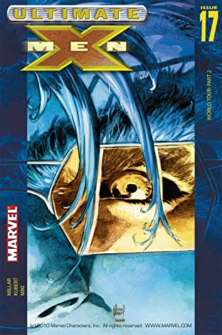 Ultimate X-Men No.17
