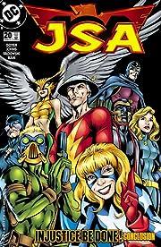 JSA (1999-2006) #20