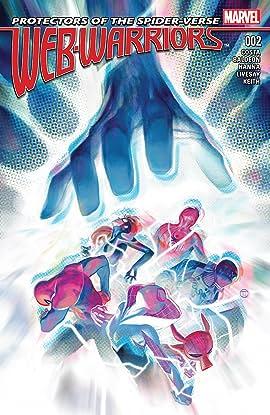 Web Warriors (2015-2016) #2