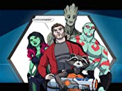Marvel Universe Guardians of the Galaxy Infinite Comic #4