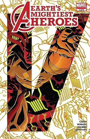 Avengers: Earth's Mightiest Heroes II (2006-2007) #2 (of 8)