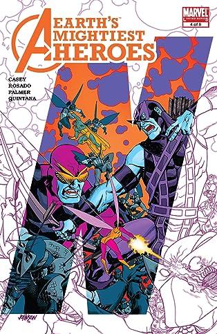 Avengers: Earth's Mightiest Heroes II (2006-2007) #4 (of 8)