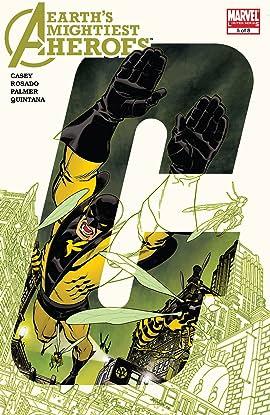Avengers: Earth's Mightiest Heroes II (2006-2007) #5 (of 8)