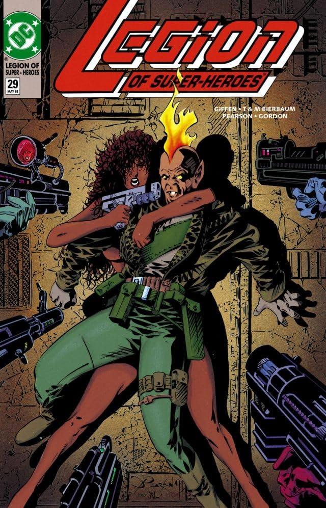 Legion of Super-Heroes (1989-2000) #29