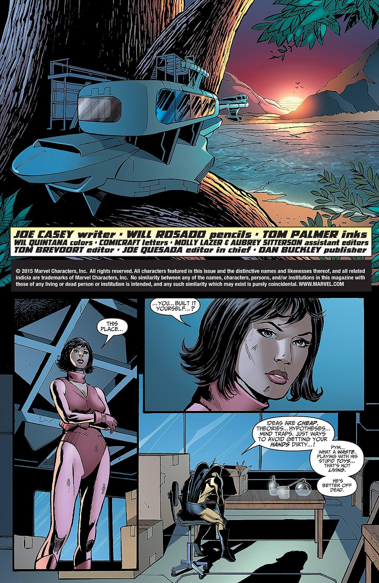 Avengers: Earth's Mightiest Heroes II (2006-2007) #6 (of 8)