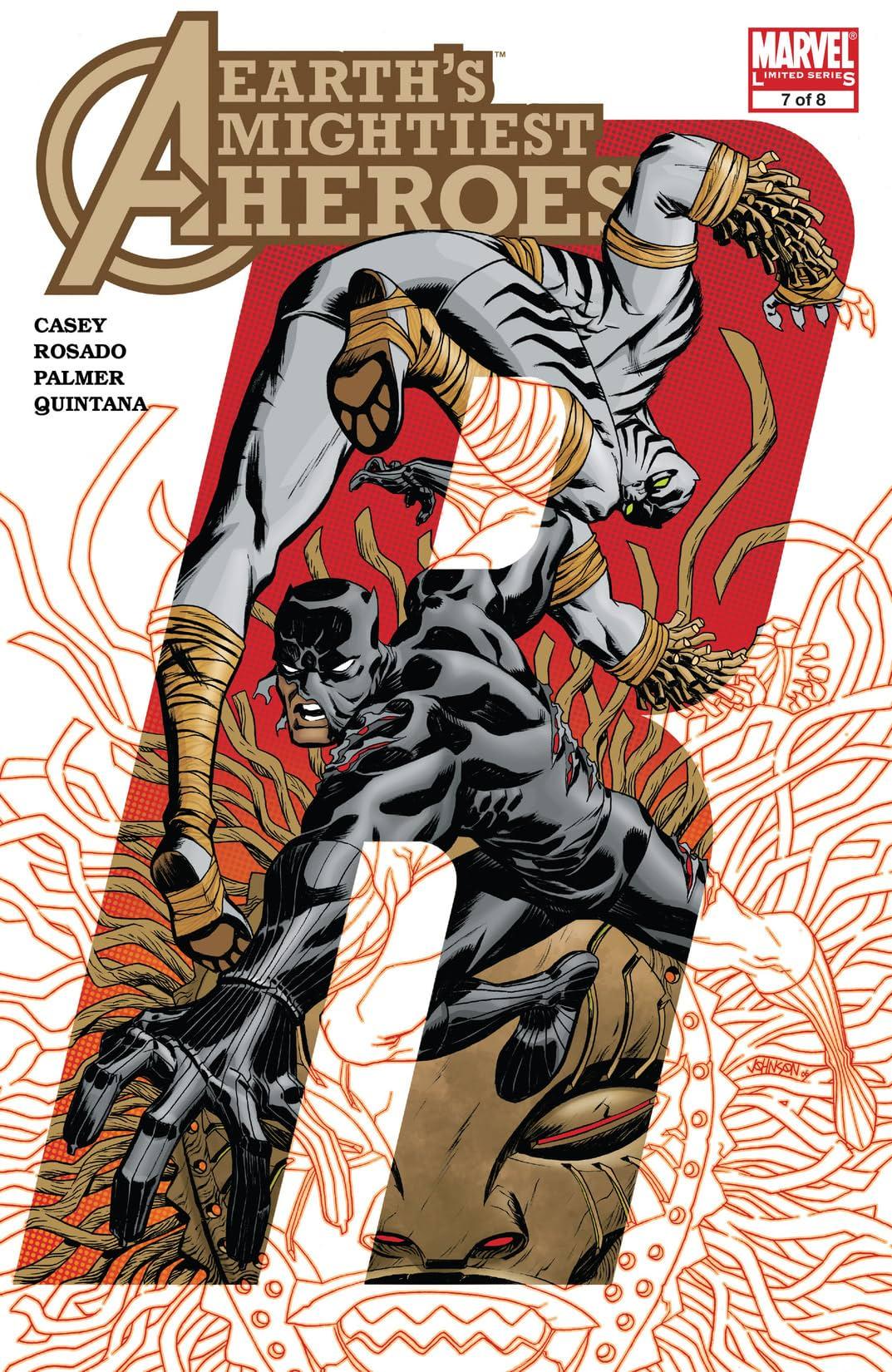 Avengers: Earth's Mightiest Heroes II (2006-2007) #7 (of 8)