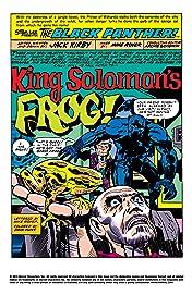 Black Panther (1977-1979) #1