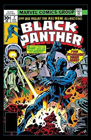 Black Panther (1977-1979) #2