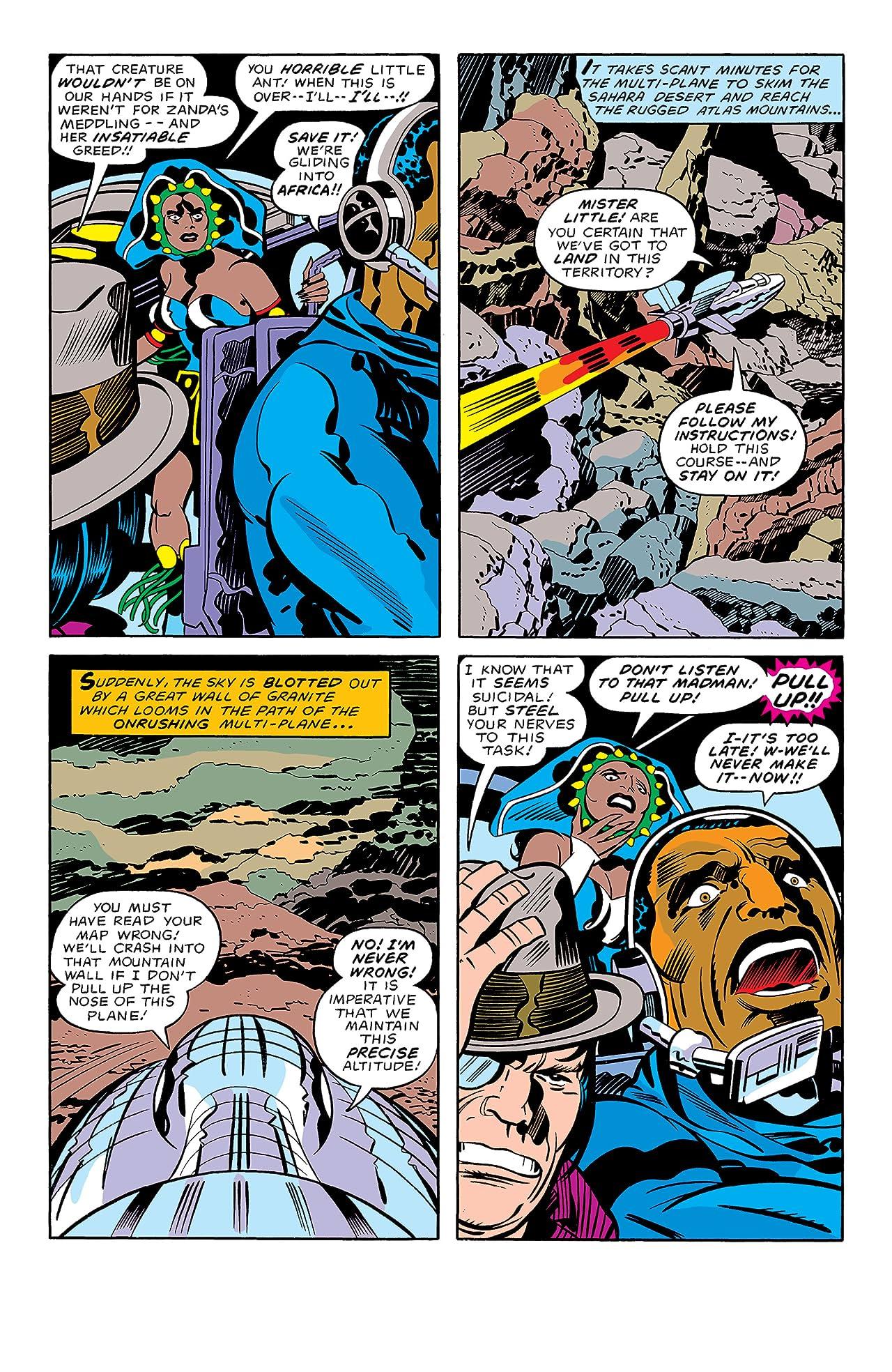 Black Panther (1977-1979) #3