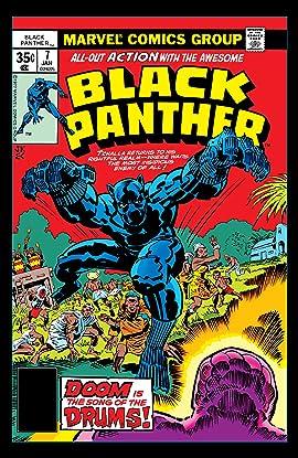 Black Panther (1977-1979) #7