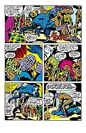 Black Panther (1977-1979) #8