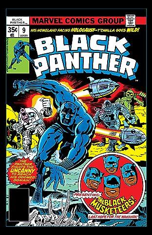 Black Panther (1977-1979) #9