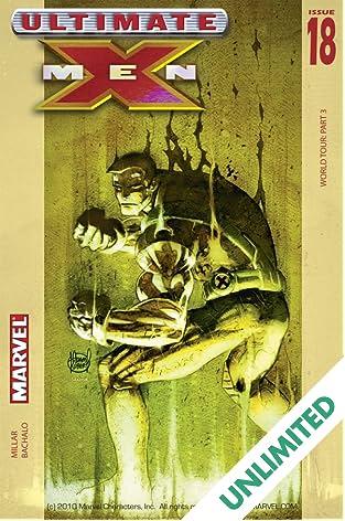 Ultimate X-Men #18