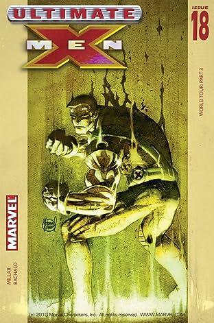 Ultimate X-Men No.18